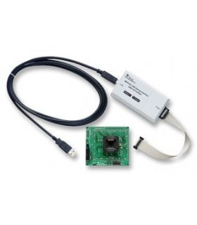 MSP-FET430U5X100 - USB PROGRAMMER, FOR MSP430, 100 PIN - MSP-FET430U5X100