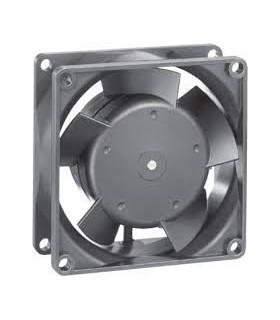 Ventilador 24Vdc 80x80x32mm 6W250mA 5000Rpm 80m3/h - 8314H