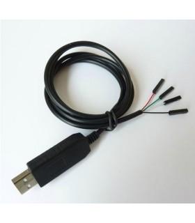Cabo Conversor USB / TTL - MX15-015