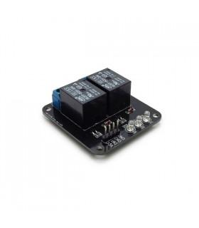 Modulo 2 reles 5v - MX120525001