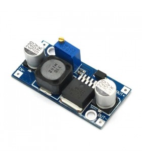 DC-DC Boost Converter Step-Up Power Module Output 5V-35V - MX130801001