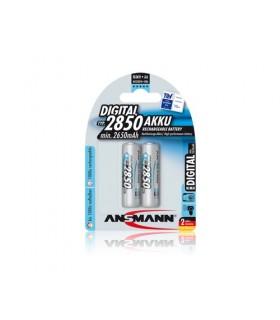 Pack 2 Pilhas Ansmann Lr6 2850Mah - 5035082
