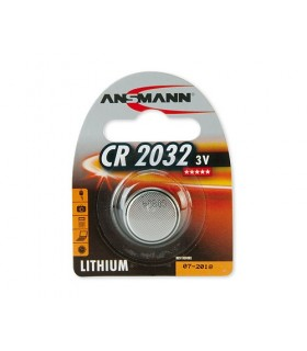 Pilha de Litio 3V Ansmann Cr2032 - 5020122