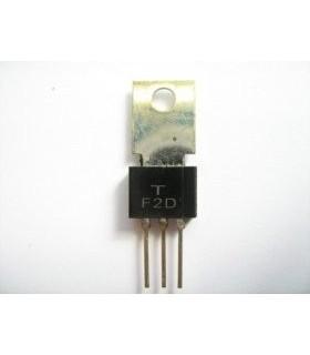 SF2D41 - Tiristor 200V 2A 0,01W to202 2P4M - SF2D41