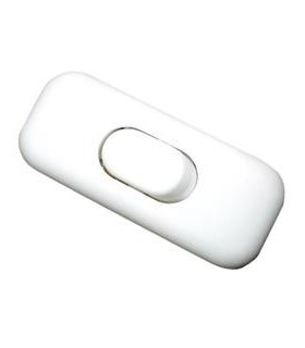 Interruptor de passagem branco - 914IP