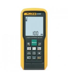 Medidor de distancia láser - 100M - FLUKE424D