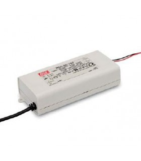 LED Power Supplies 59.5W 20-34V 1750mA CC Dimmable - PCD60-1750B
