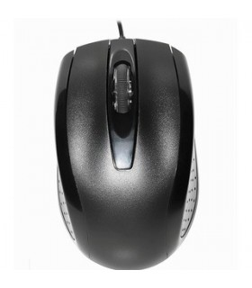 MS200 - RATO MKPLUS MS200, PRETO, COM 800DPI, USB - MI2250