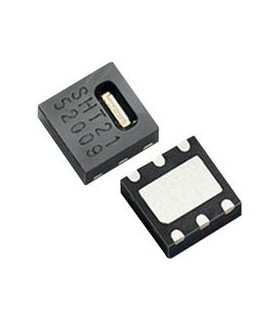 SHT21 - SENSOR, HUMIDITY & TEMP, 3X3MM, 2% - SHT21