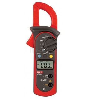 UT202A - Pinça amperimétrica digital AC 600V - UT202A