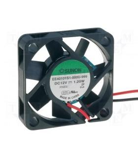 Ventilador 12VDC 40x40x20mm - V124