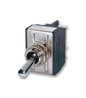 Interruptor Alavanca 2 Circuitos 2 Teimosos - 9142C2TG