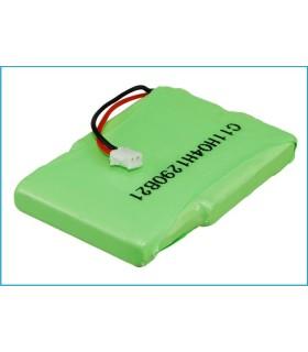 Pack Acumuladores NI/CA - 3.6V 400mA - 1693N400