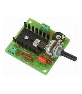 Regulador De Velocidade Para motores CA. 1/2CV 375W 220V - R8