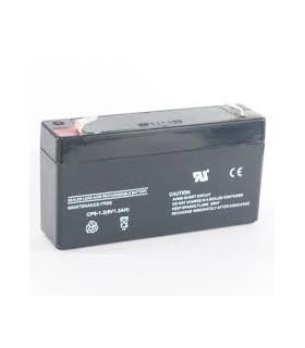Bateria 6V 1.3A - 61.3