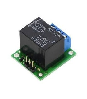 Pololu Basic SPDT Relay Carrier with 5VDC Relay - POL-2481