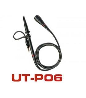Pontas de prova p/Osciloscópio 1x e 10x, 100MHz - Unit-T P06 - P06