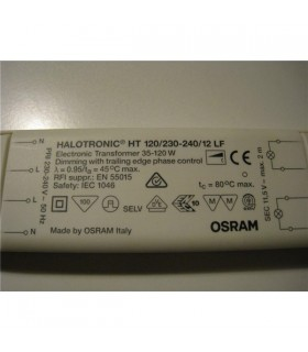 Transformador Electronico P/Lamp. Halog. 35-120W - HT120/230