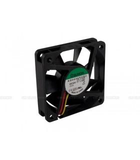 Ventilador 60x60x15mm 5VDC 1W 0.195A 3 fios ball bearing - V65S