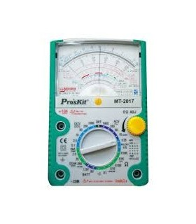 MT-2017 -  Protective Function Analog Multimeter - MT2017