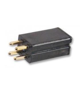 RBS040100 - TILT SWITCH, POLYAMIDE, 24VDC, 10DEG - RBS040100