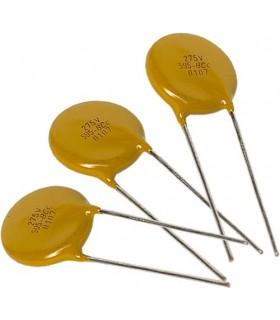 Varistor 275Vac, 430Vdc 7mm - 2217K275