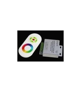 Controlador RGB 12Vdc Touch 15A - LL320/S