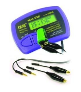 ESR60 - Analisador Atlas de Condensadores - ESR60