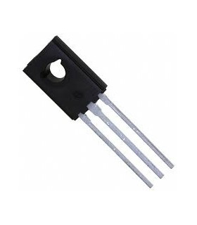 BD140 - PNP, 80V, 1.8A, 12.5W,  TO-126 - BD140