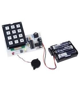 CHI008 - Kit de fechadura com teclado - CHI008